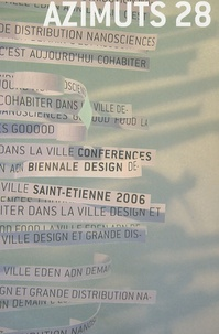 Louis Laurent et Jean-Yves Marzin - Azimuts N° 28 : .