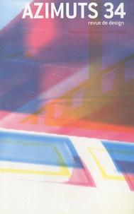 Constance Rubini - Azimuts N° 34 : Imaginaire de la mobilité.