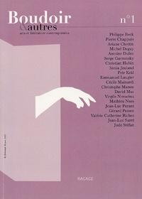 Virgile Novarina et Valérie-Catherine Richez - Boudoir et autres N° 1 : .