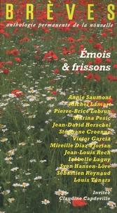 Daniel Delort - Brèves N° 106 : Emois et frissons.
