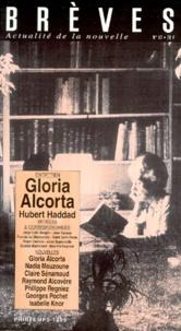 Atelier du Gué - Brèves N° 57 : Gloria Alcorta.