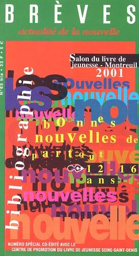 Atelier du Gué - Brèves N° 63 bis : Salon du livre de jeunesse Montreuil 2001.