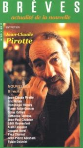 Atelier du Gué - Brèves N° 63 : Jean-Claude Pirotte.
