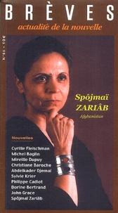 Atelier du Gué - Brèves N° 65 : Spôjmaï Zariâb - Afghanistan.