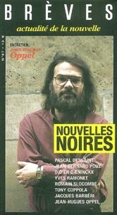 Atelier du Gué - Brèves N° 67 : Nouvelles noires.