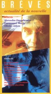Mercedes Deambrosis et Emmanuel Merle - Brèves N° 72 : .