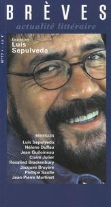 Collectif - Brèves N° 77 : Luis Sepulveda.