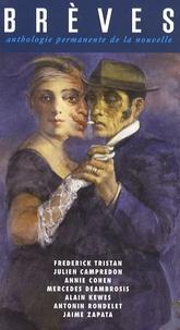 Hubert Haddad et Elisabeth Alimi - Brèves N° 89 : Frédérick Tristan.