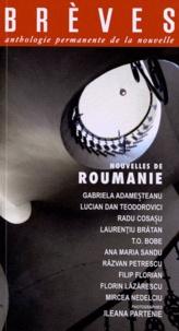Fanny Chartres - Brèves N° 99 : Nouvelles de Roumanie.