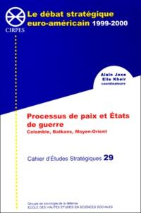 Elie Kheir et Alain Joxe - .