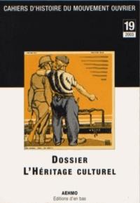 Cahiers dhistoire du mouvement ouvrier N° 19, 2003.pdf