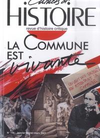 Association Paul Langevin - Cahiers d'Histoire N° 148, janvier-févr : La Commune est vivante.