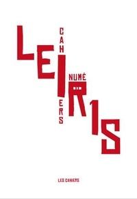 Les Cahiers Editions - Cahiers Leiris N° 1 : .