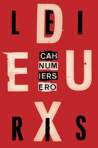 Les Cahiers Editions - Cahiers Leiris N° 2 : .