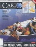 Frank Tétart - Carto N° 2, Septembre-nove : Un monde sans frontières - Quelles tendances pour les migrations ?.