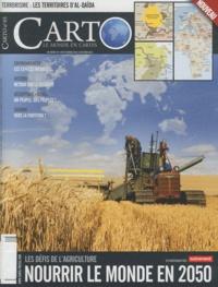 Frank Tétart - Carto N° 3, Décembre 2010 : Nourrir le monde en 2050 - Les défis de l'agriculture.