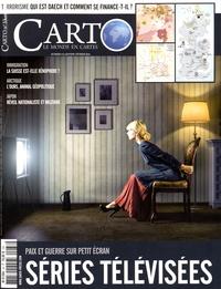 Francesca Fattori - Carto N° 33, Janvier-févri : Séries télévisées - Paix et guerre sur le petit écran.