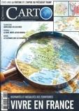 CGET - Carto N° 39, janvier-févri : France : quelle qualité de vie ? - Disparités et inégalités des territoires.