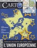 Guillaume Fourmont - Carto N° 51, janvier-févri : L'Union européenne.