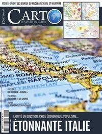 Guillaume Fourmont - Carto N° 57, janvier-févri : Etonnante Italie.