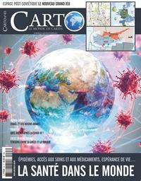Areion Group - Carto N° 63, janvier 2021 : La santé dans le monde.