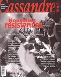 Cassandre - Cassandre N° 49 Septembre-Octobre 2002 : Nouvelles résistances artistiques.