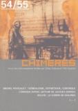 René Schérer et Jérôme Lèbre - Chimères N° 54/55, Automne 20 : Foucault.