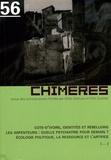 Anne Querrien et Laurent Bazin - Chimères N° 56, Printemps 200 : .