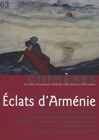 Danielle Sivadon - Chimères N° 63, hiver 2006 : Eclats d'Arménie.