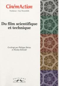 Monique Martineau et Françoise Puaux - CinémAction N° 135 : Du film scientifique et technique.