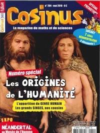 Olivier Fabre - Cosinus N° 204, mai 2018 : Les origines de l'humanité.