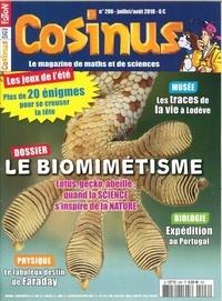 Olivier Fabre - Cosinus N° 206, juillet-août : Les jeux de mathématiques de l'été.