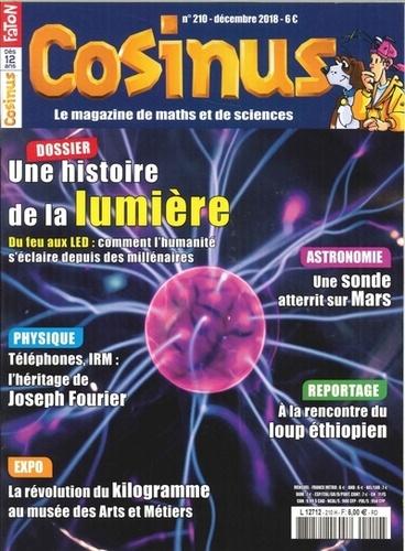 Olivier Fabre - Cosinus N° 210, décembre 201 : Mesurer le monde.