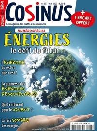 Olivier Fabre - Cosinus N° 237, mai 2021 : Spécial énergies.