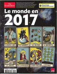 Courrier International - Courrier international Hors-série N° 59 : Le monde en 2017.