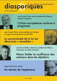 Philippe Lazar - Diasporiques N° 47, octobre 2019 : .