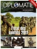 Sophie Clairet - Diplomatie Les grands dossiers : L'état des conflits 2011.