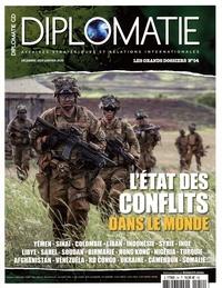 Alexis Bautzmann - Diplomatie Les grands dossiers  : L'état des conflits 2020.