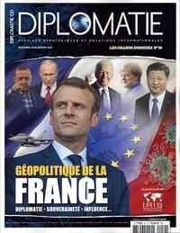 Alexis Bautzmann - Diplomatie Les grands dossiers  : Géopolitique de la France.