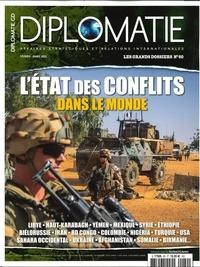 Alexis Bautzmann - Diplomatie Les grands dossiers  : Etats des conflits dans le monde.