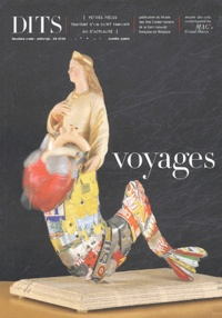 Denis Gielen et  Collectif - Dits N° 4, Printemps - ét : Voyages.