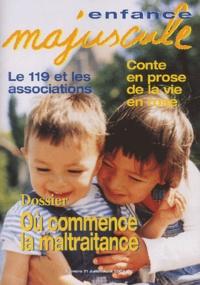 Simone Chalon - Enfance majuscule N° 71 Juillet-Août 2 : .