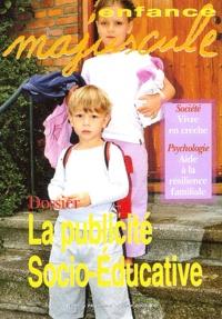 Christine Schuhl et Muriel Lavaur - Enfance majuscule N° 74 Janvier-Févrie : La publicité socio-Educative.