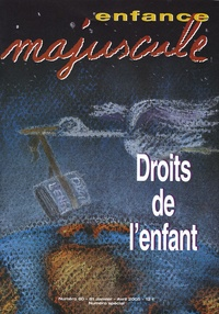 Michel Manciaux et Simone Chalon - Enfance majuscule N° 80-81, Janvier-Av : Droits de l'enfant.