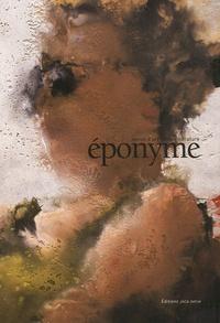 Eric Pessan et Jean-Paul Barbe - Eponyme N° 3, Eté 2006 : La Baule Ecrivains en bord de mer.