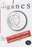 Sophie Aude - Etudes tsiganes N° 36 : Littératures romani : construction ou réalité ? - Volume 1.