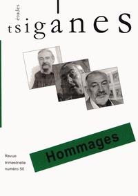 Alain Reyniers - Etudes tsiganes N° 50, deuxième trim : Hommages.