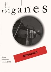 Alain Reyniers - Etudes tsiganes N° 54-55 : Musiques.