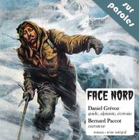 Daniel Grévoz - Face Nord. 1 CD audio MP3
