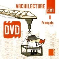 Colette Aoun et Aldia Benito - Français CM1 Archilecture. 1 DVD